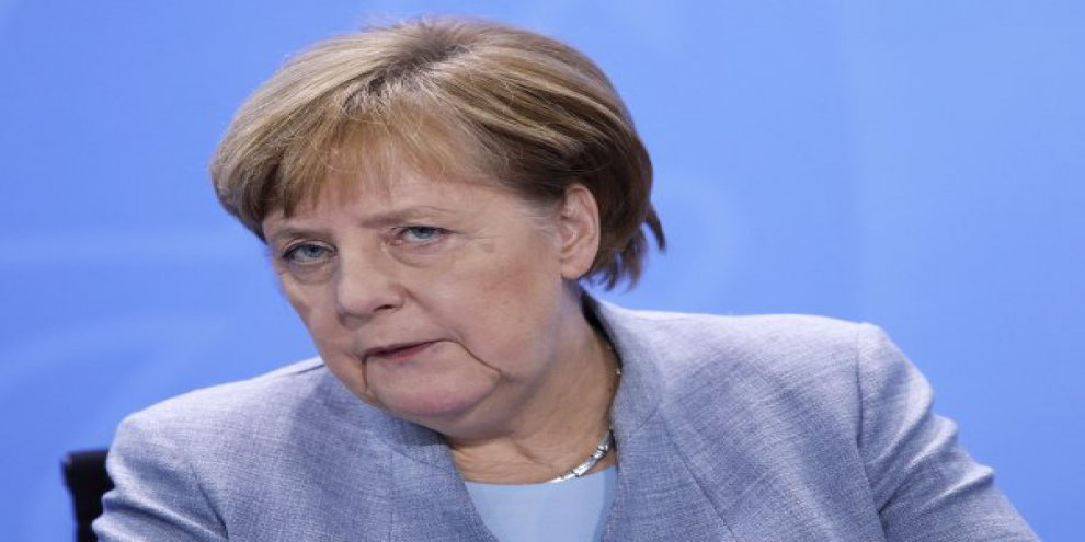 Merkel'den Türkiye'ye geri çekilin çağrısı