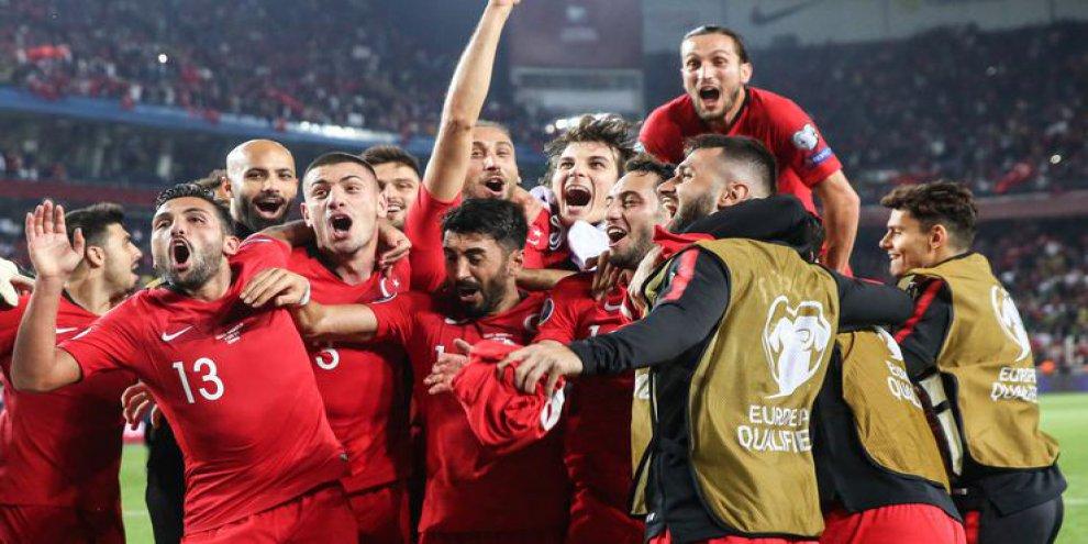Türkiye-Fransa takımlarının ilk 11'i belli oldu!