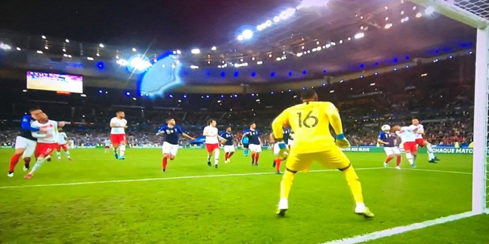 Fransa-Türkiye maçı! Dakika dakika pozisyonlar 1-1