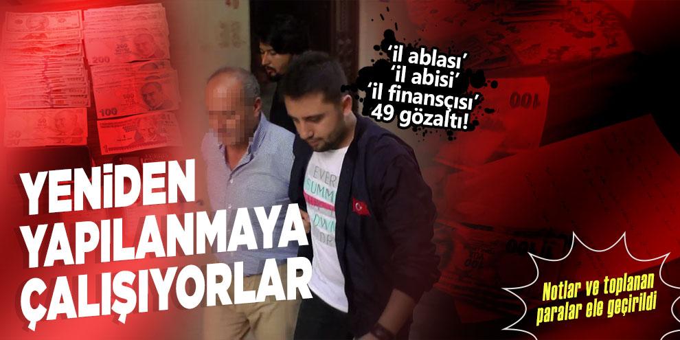 Kahramanmaraş dahil 6 ilde FETÖ operasyonu: 49 gözaltı