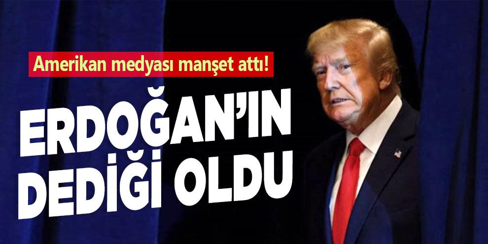 Türkiye-ABD anlaşması dünya basınında!