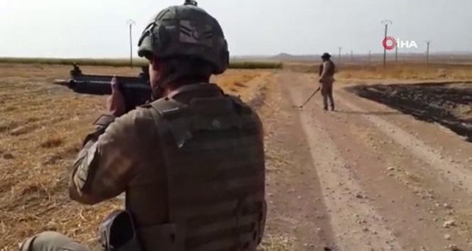 'Barış Pınarı' bölgesinde mayınlar ve EYP'ler imha ediliyor
