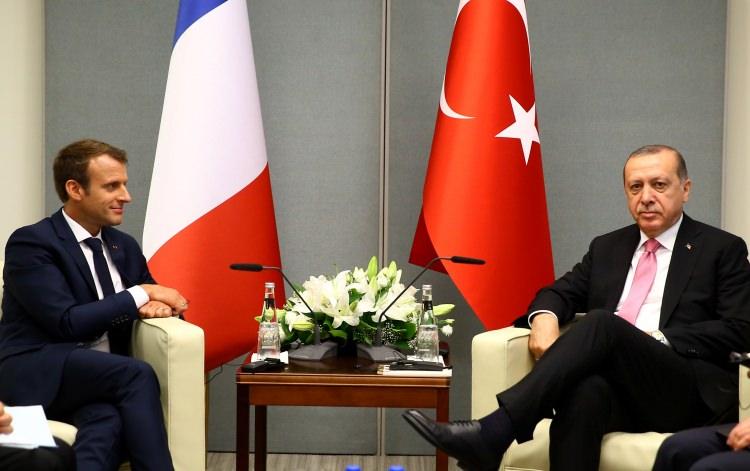 Macron duyurdu! Erdoğan'la görüşeceğiz...