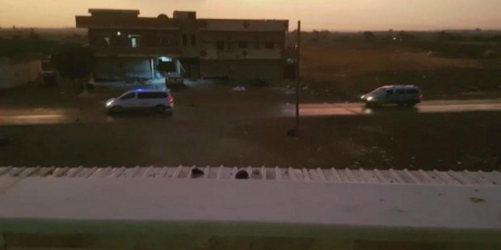 39 konvoyluk araç Rasulayn'a giriş-çıkış yaptı