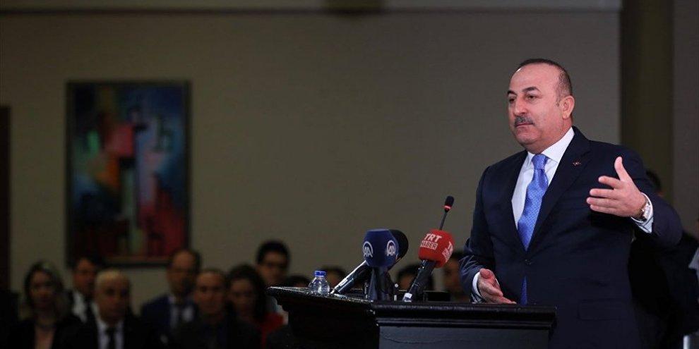 Çavuşoğlu açıkladı: Türkiye için toplantıya katılmadı!