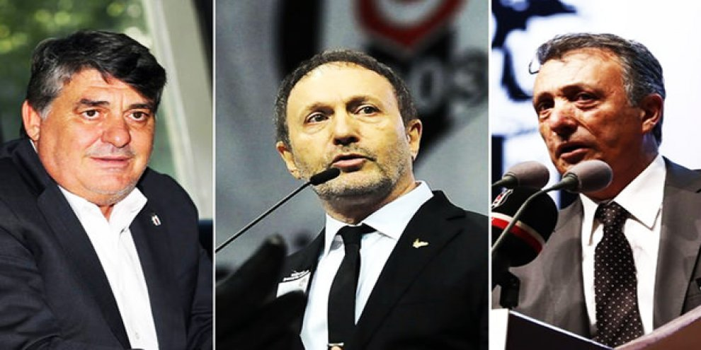 Beşiktaş başkanını seçiyor! 5 sandık sonucu...