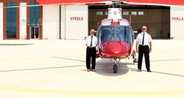 Belediye'den satılık helikopter! İşte belirlenen fiyat