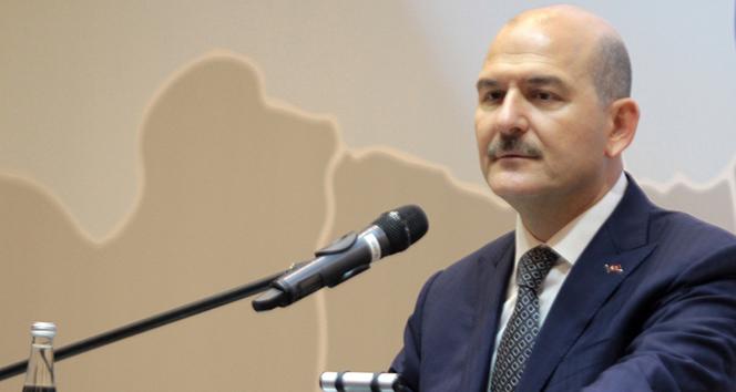 Bakan Soylu: 'Zeytin Dalı ve Fırat Kalkanı harekat bölgelerine 360 bin kişi dönüş yaptı'