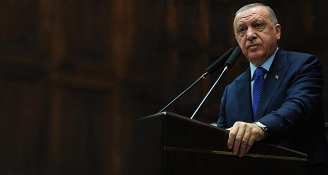 Cumhurbaşkanı Erdoğan: 'Teröristler çıkmazsa harekatımızı devam ettireceğiz'