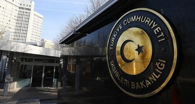 Dışişleri Bakanlığı: Pompeo YPG'lilerin çekilidğini teyit etmiştir