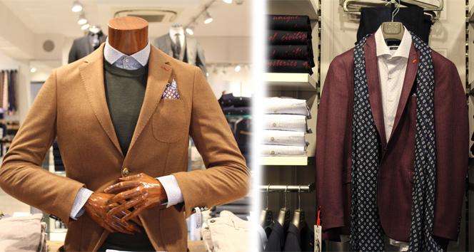 """Ultra hafif """"uçan ceketler"""" ile erkek modası yeni bir boyut kazandı"""