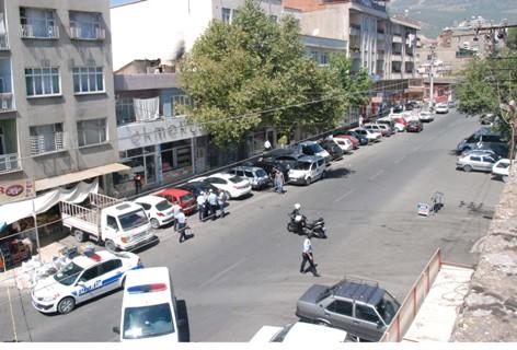 K.Maraş'ta Şüpheli Araç Paniği