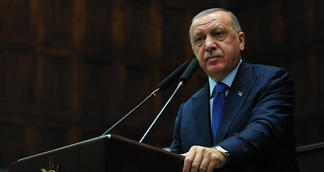 """Cumhurbaşkanı Erdoğan: """"ABD, YPG'yi temizlediklerine dair yazı gönderdi ama temizleyemediler"""""""