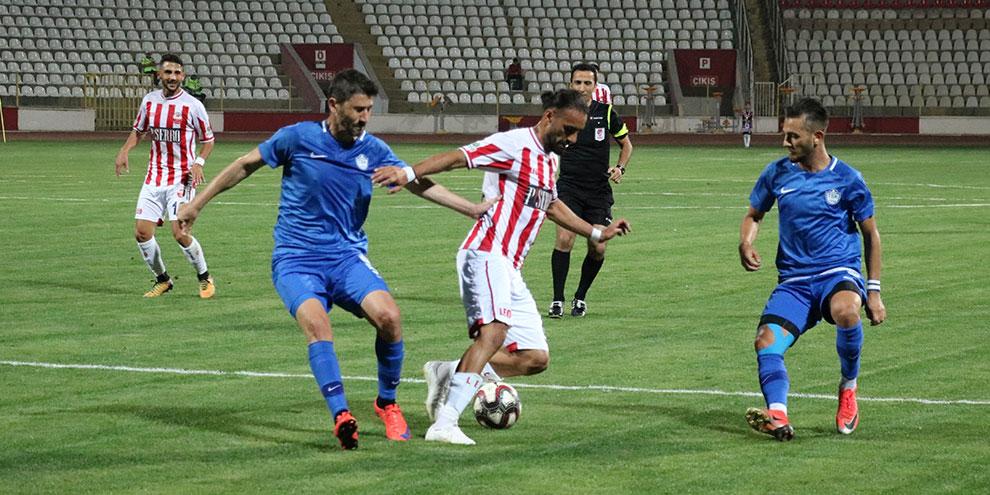 Kahramanmaraşspor 10. haftada 1 puan aldı