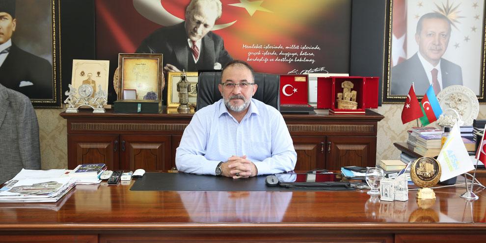 Başkan Güven'den Cumhuriyet Bayramı mesajı