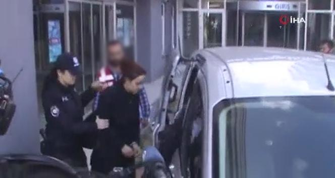 FETÖ elebaşının yeğeni Zeynep Gülen tutuklandı