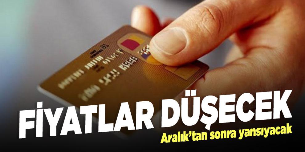 Kredi kartında fiyatları düşürecek sınır yarın başlıyor