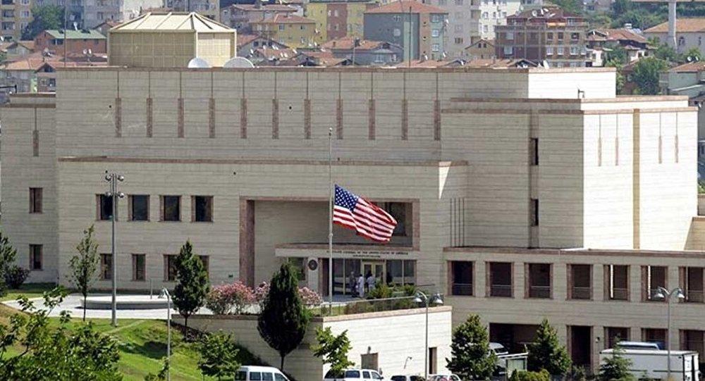 ABD'nin Ankara Büyükelçisi Dışişleri Bakanlığı'na çağrıldı