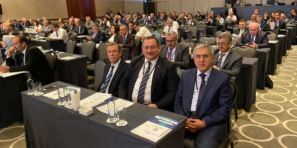Rektör Can Adana'da çalıştaya katıldı