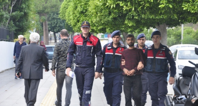Uyuşturucu satıcısı 'Çeto' lakaplı zanlı, Antalya'da yakalandı