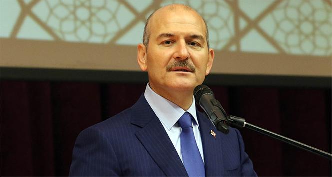 İçişleri Bakanı Süleyman Soylu: 'Avrupa DEAŞ videolarından korkudan sokağa çıkamıyordu'