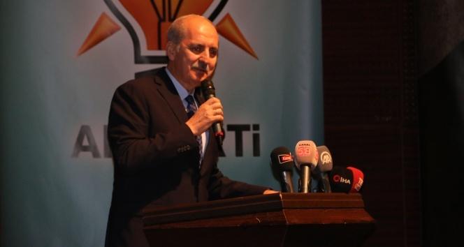 AK Parti'li Kurtulmuş'tan Suriye açıklaması: 'Suriye'deki olaylarda Türkiye istediğini aldı'