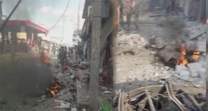 Telabyad'da pazar yerine düzenlenen saldırıda ölü sayısı 13'e yükseldi