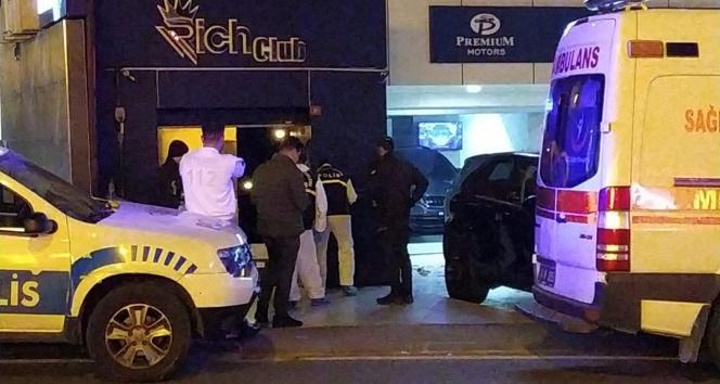 Beşiktaş'ta gece kulübü sahibinin şüpheli ölümü