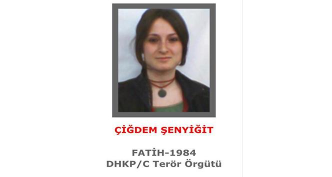 Gri listede 300 bin lira ödüllü terörist yakalandı