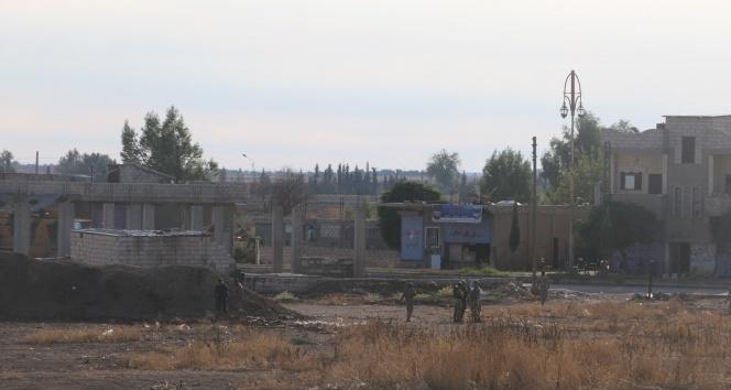 PKK/YPG'ye ait tünel imha edildi