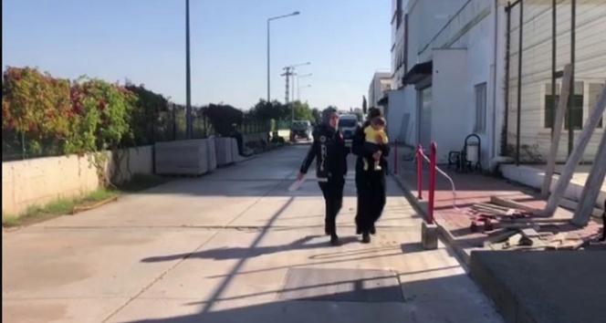 Karı koca uyuşturucuyla yakalandı