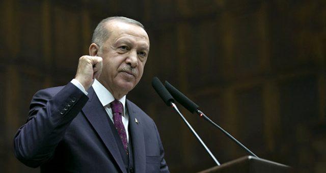 Erdoğan ilk kez açıkladı! Teröristin eşini de yakaladık