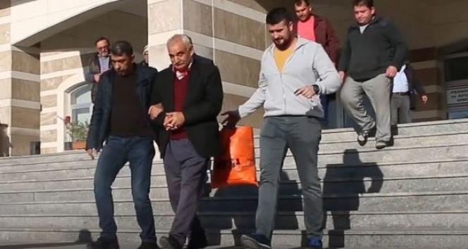 Uşak'ta cinayet zanlısı tutuklandı
