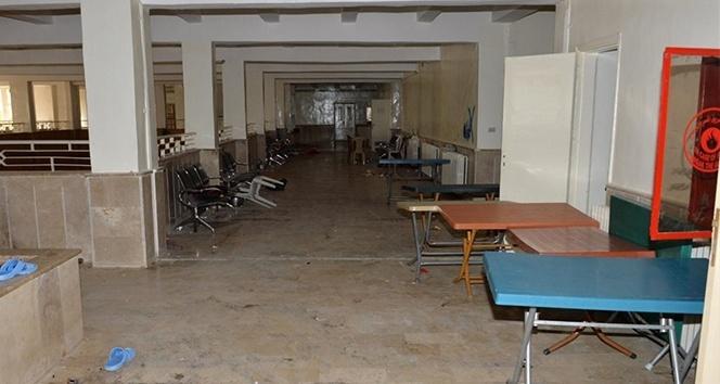 Resülayn Hastanesi yeniden hizmet verecek