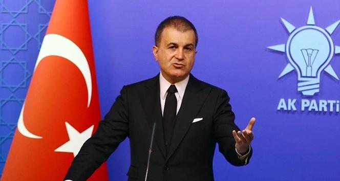 AK Parti Sözcüsü Çelik'ten 'otizmli çocukların yuhalandığı' iddialarına ilişkin açıklama
