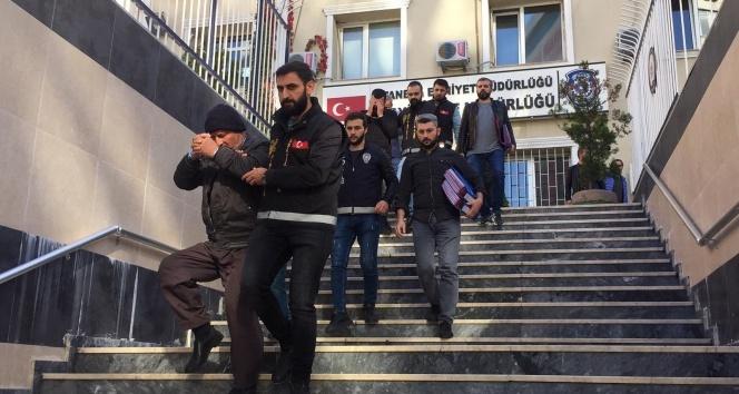 'Topal Kemal Çetesi'ne polis operasyonu: 9 gözaltı