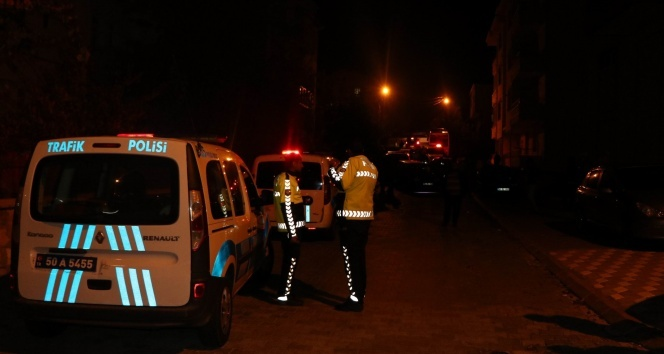 Nevşehir'de hareketli dakikalar: 4 kişi yakalandı