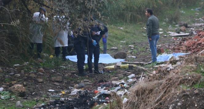 Manisa'da kolu koparılmış erkek cesedi bulundu