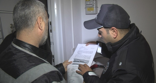 Kocaeli'de 401 polisli şafak operasyonu: 41 suçlu yakalandı
