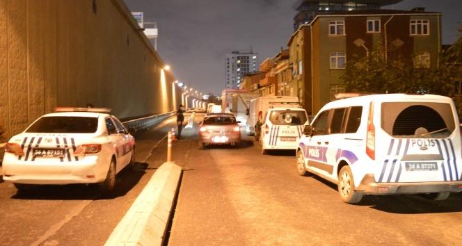 Şoförle tartışıp ambulansa kurşun yağdırdılar