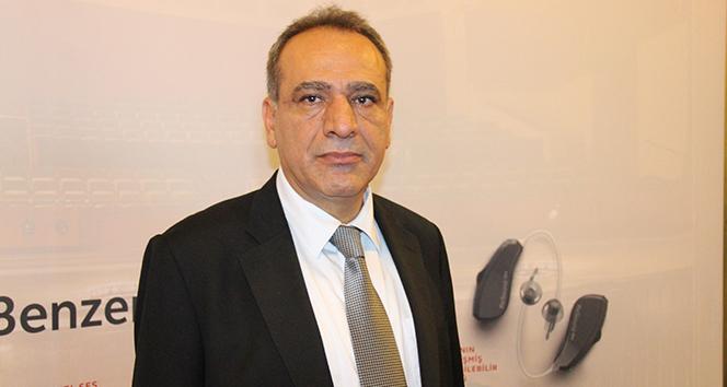 Prof. Dr. Ataş: 'Ülkemizde işitme kaybı sorunu yaşayan insanların sayısı milyonun üzerinde'
