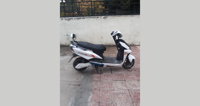 Nizip'te motosiklet hırsızı yakalandı