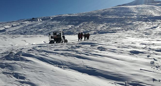 Uludağ'da 2 dağcı kayboldu! Ekipler seferber oldu