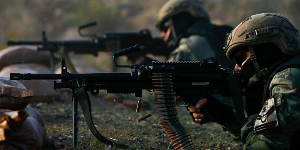 Ağrı'da 4 terörist etkisiz hale getirildi