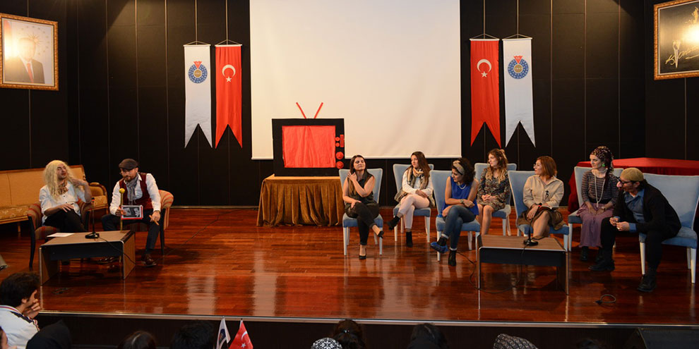 KSÜ'de tiyatro gösterisi, 100. yılı etkinlikleri
