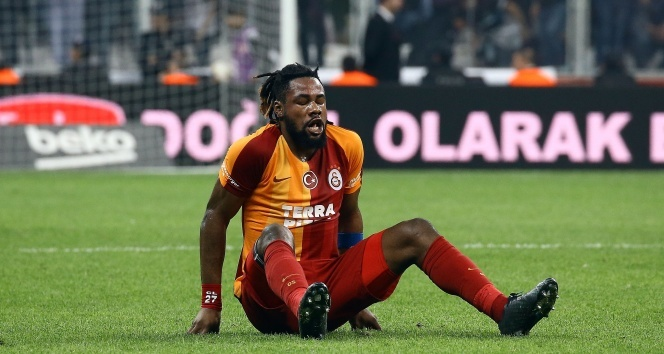 Galatasaray'da Christian Luyindama ameliyat oldu