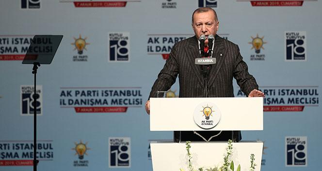 Cumhurbaşkanı Erdoğan'dan önemli açıklamalar: 'Kibir abidelerinin bu davada yeri olmaz'