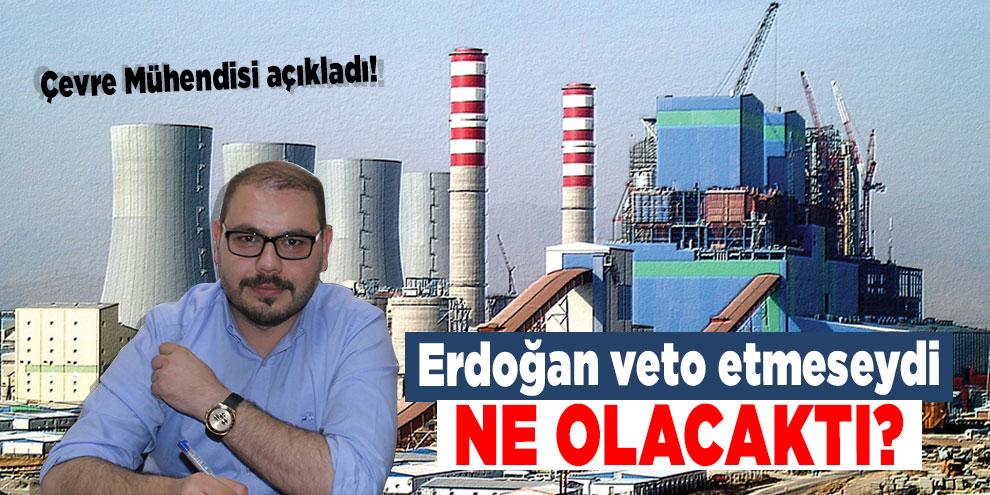 Erdoğan veto etmeseydi, ne olacaktı?