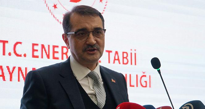 Bakan Dönmez: 'Türkiye Petrolleri 50 bin varil bandını yakaladı'