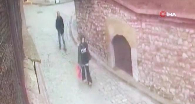Balat'ta işine giden kadını taciz eden şüpheli tutuklandı